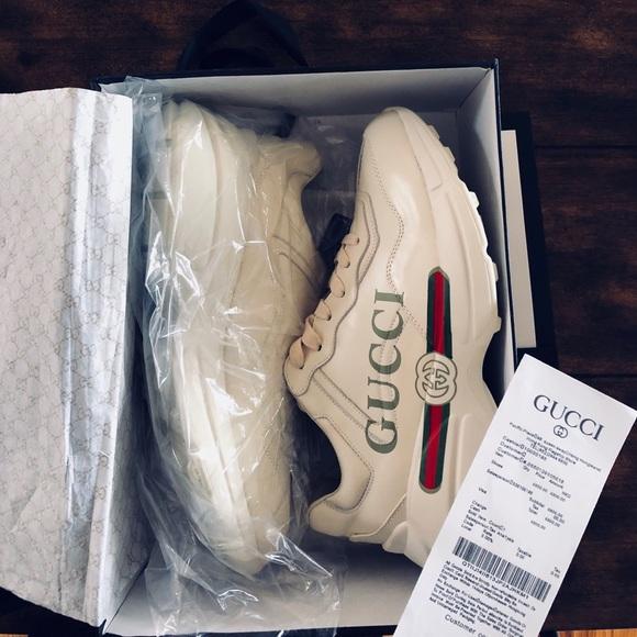 69675e1ea46 Gucci style Rhyton Sneaker. Men s 11.
